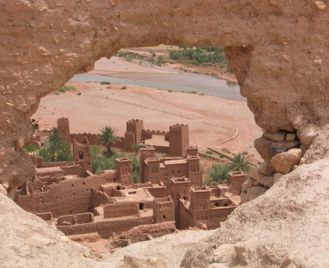 Walking In The High Atlas Mountains
