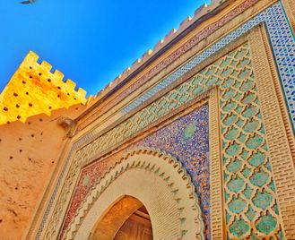 Morocco And The Three Imperial Cities