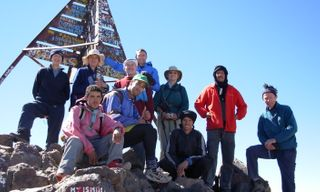 Mount Toubkal Long Weekend