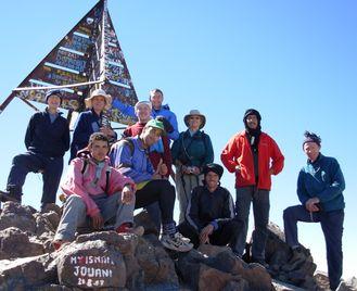Mount Toubkal Long Weekend