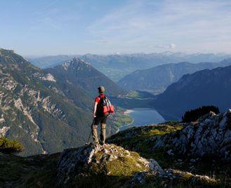The Brandenberg Alps