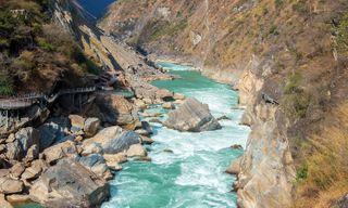Yunnan's Ancient Tea Horse Trail