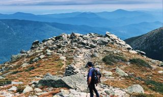 White Mountains – Appalachian Hutting