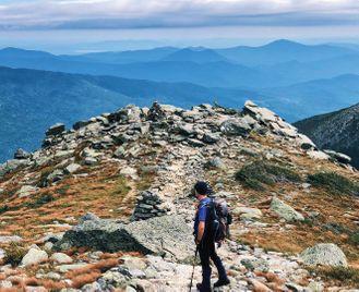 White Mountains – Appalachian Hutting