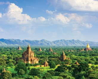 Thailand And Myanmar