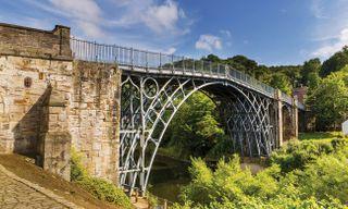 The Ironbridge Gorge