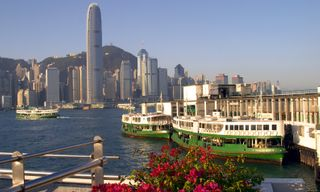 Vietnam, Hong Kong And Singapore