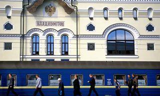 Explore Moscow To Vladivostok Trans-Siberian Railway