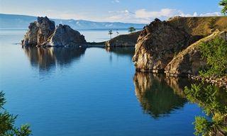City And Lakes: Irkutsk And Lake Baikal