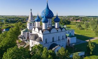 Discover Golden Ring Of Russia