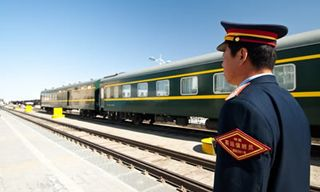 Trans-Siberian Tour On The Tsar's Gold Private Train Moscow To Beijing