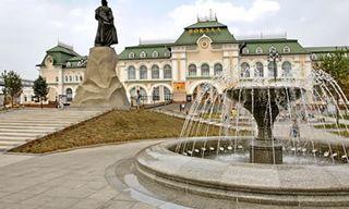 Baikal-Amur Mainline (Bam) Railway Group Tour
