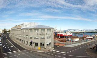 3 Night City Break: Icelandair Hotel Reykjavik Marina