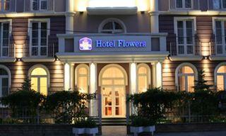 3 Night City Break: Hotel Flowers
