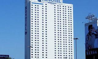 3 Night City Break: Hotel Novotel Warsaw Centrum