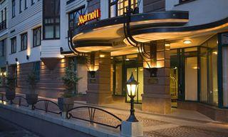 3 Night City Break: Marriott Tverskaya