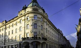 3 Night City Break: Grand Union Hotel