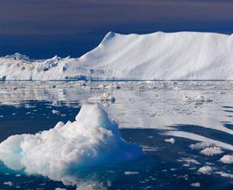 Greenland Disko Bay Icebergs & Whales