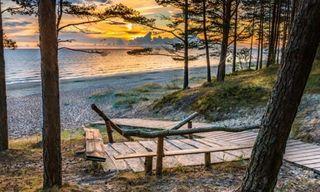 Jurmala Baltic Riviera Beach Holiday