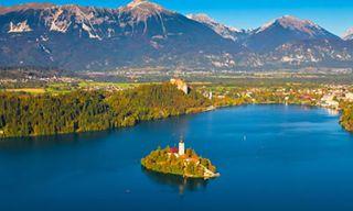 City And Lakes: Ljubljana & Lake Bled