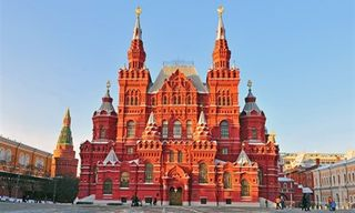 3-Star Russian River Cruise | St Petersburg To Moscow
