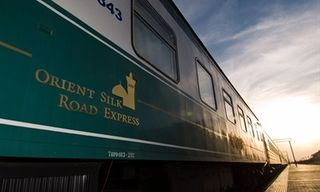 Silk Road Landscapes By Private Train
