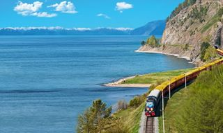 Trans-Siberian Tour On The Tsar's Gold Private Train Beijing To Moscow