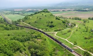 Trans-Siberian Moscow To Beijing By Imperial Russia Train