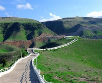 Off The Beaten Track Turkmenistan
