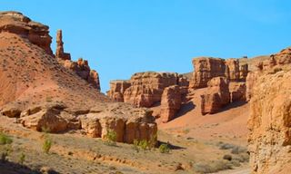 Central Asia Explored