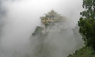 Bhutan From West To East