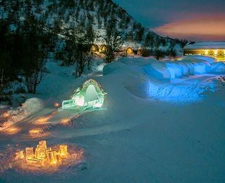 Snowhotel Kirkenes Escape