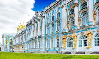 Highlights Of St Petersburg Group Tour
