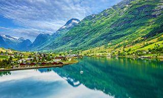 Unique Fjords & Glaciers Group Tour