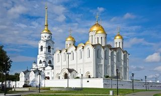 Russia's Golden Ring Group Tour