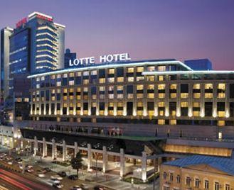 3 Night City Break: Lotte Hotel