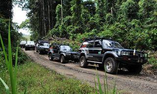 Borneo 4Wd & Wildlife Adventure
