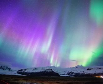 Northern Lights In Style Fly-Drive