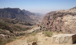 Hike The Jordan Trail From Dana To Petra