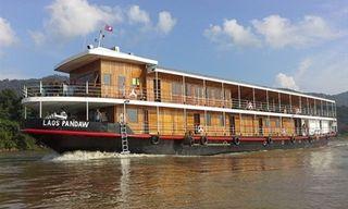 Cruise The Laos Mekong