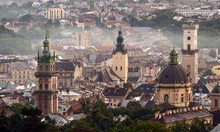 Cultural Landscapes Of Western Ukraine