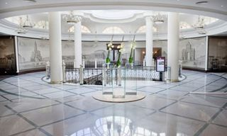 3 Night City Break: Marriott Moscow Grand