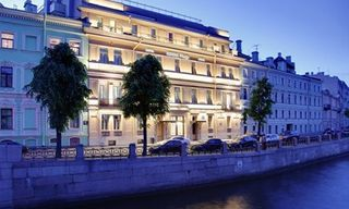 3 Night City Break: Domina Hotel