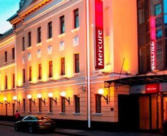3 Night City Break: Mercure Arbat Moscow