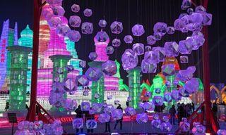 Harbin Ice Festival Small Group Tour