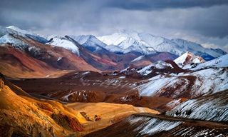Pioneer The Pamir Highway