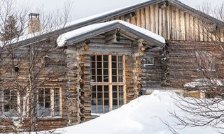 Exclusive Skabma Cabin Stay