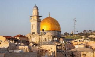 Icons Of Jordan & Palestine