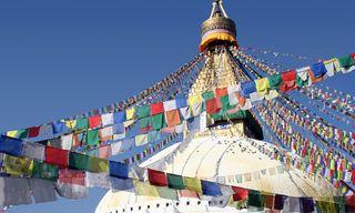 From Taj Mahal to Kathmandu