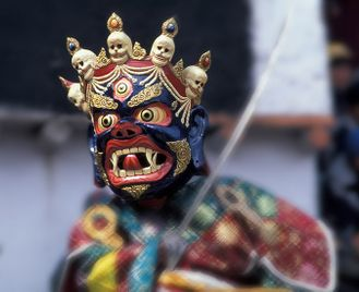 Winter festivals in Ladakh